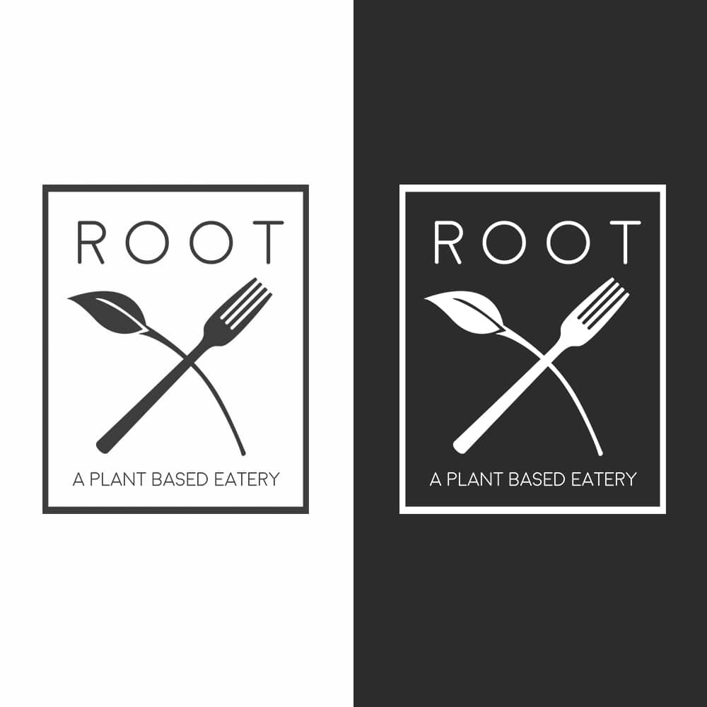 Root - Final Logo Contrast Table