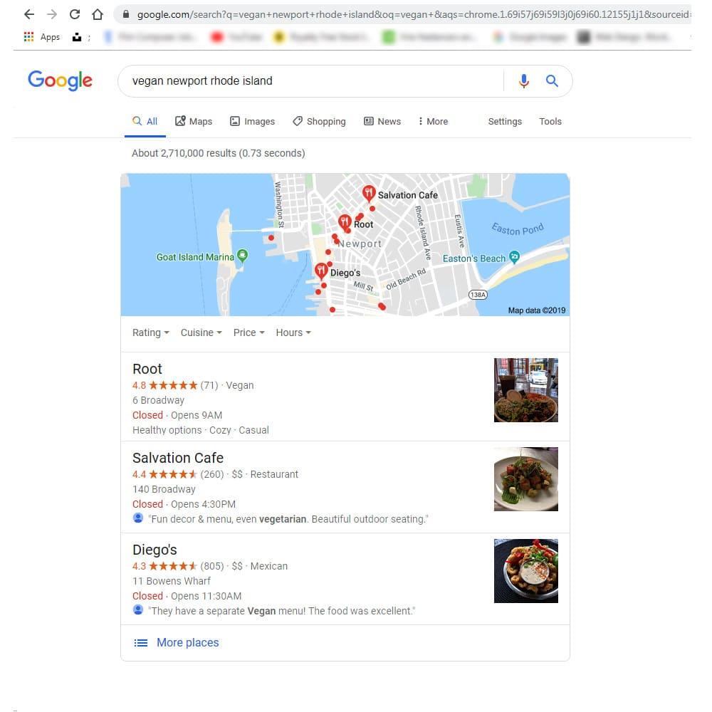 Root-on-Broadway-Google-Ranking