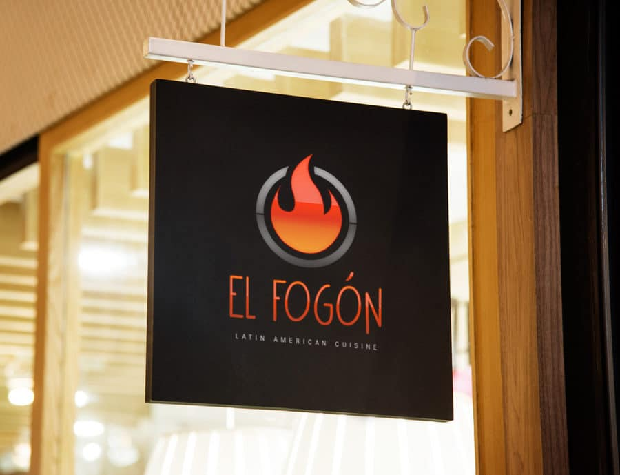 El Fogon Store Display