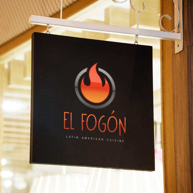 El Fogon Store Display